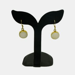 Gold Stone Earring GSE0029