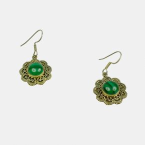 Gold Stone Earring GSE0079