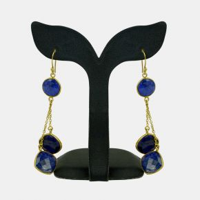 Gold Stone Earring GSE0083