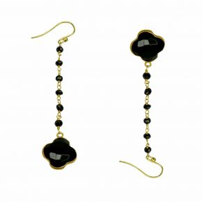 Gold Stone Earring GSE0001