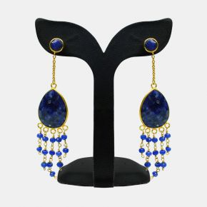 Gold Stone Earring GSE0006