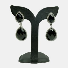 Silver Stone Earring GSE0008