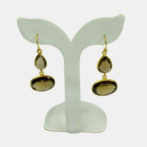 Gold Stone Earring GSE0031