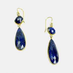 Gold Stone Earring GSE0032