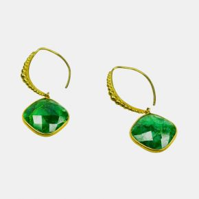 Gold Stone Earring GSE0047