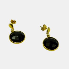 Gold Stone Earring GSE0051