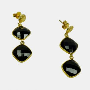 Gold Stone Earring GSE0052