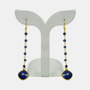 Gold Stone Earring GSE0080